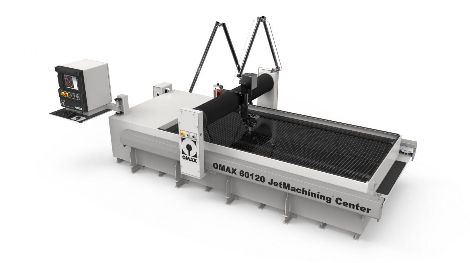 Omax 60120 Jetmachine